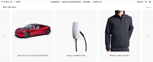 Tesla 美國買特斯拉