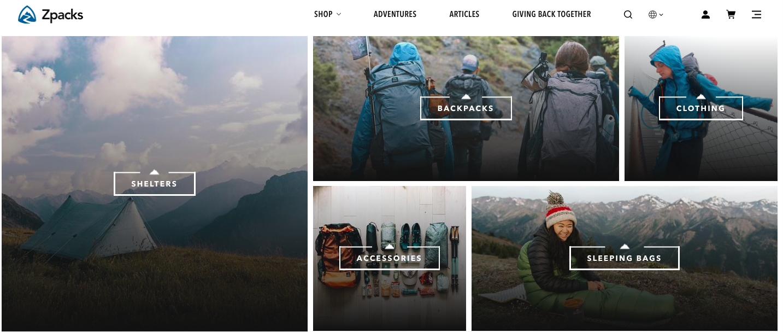 Zpacks 美國買輕量登山背包